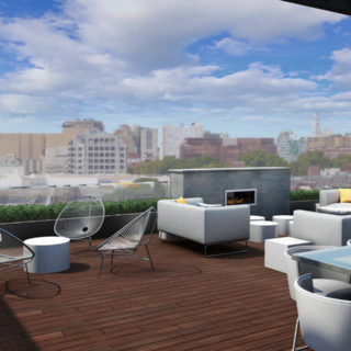 Philadelphia Apartments with Rooftop Deck