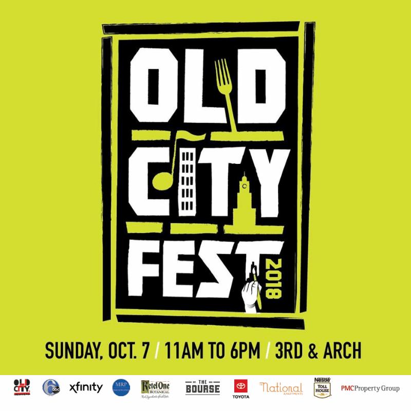 Festival near Old City Philadelphia apartment